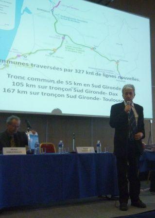 EUP : Débat à Toulouse