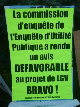 LGV : Le Grand Montauban vers la grande vitesse