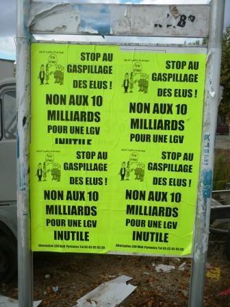 Menace de faillite sur Bordeaux-Tours