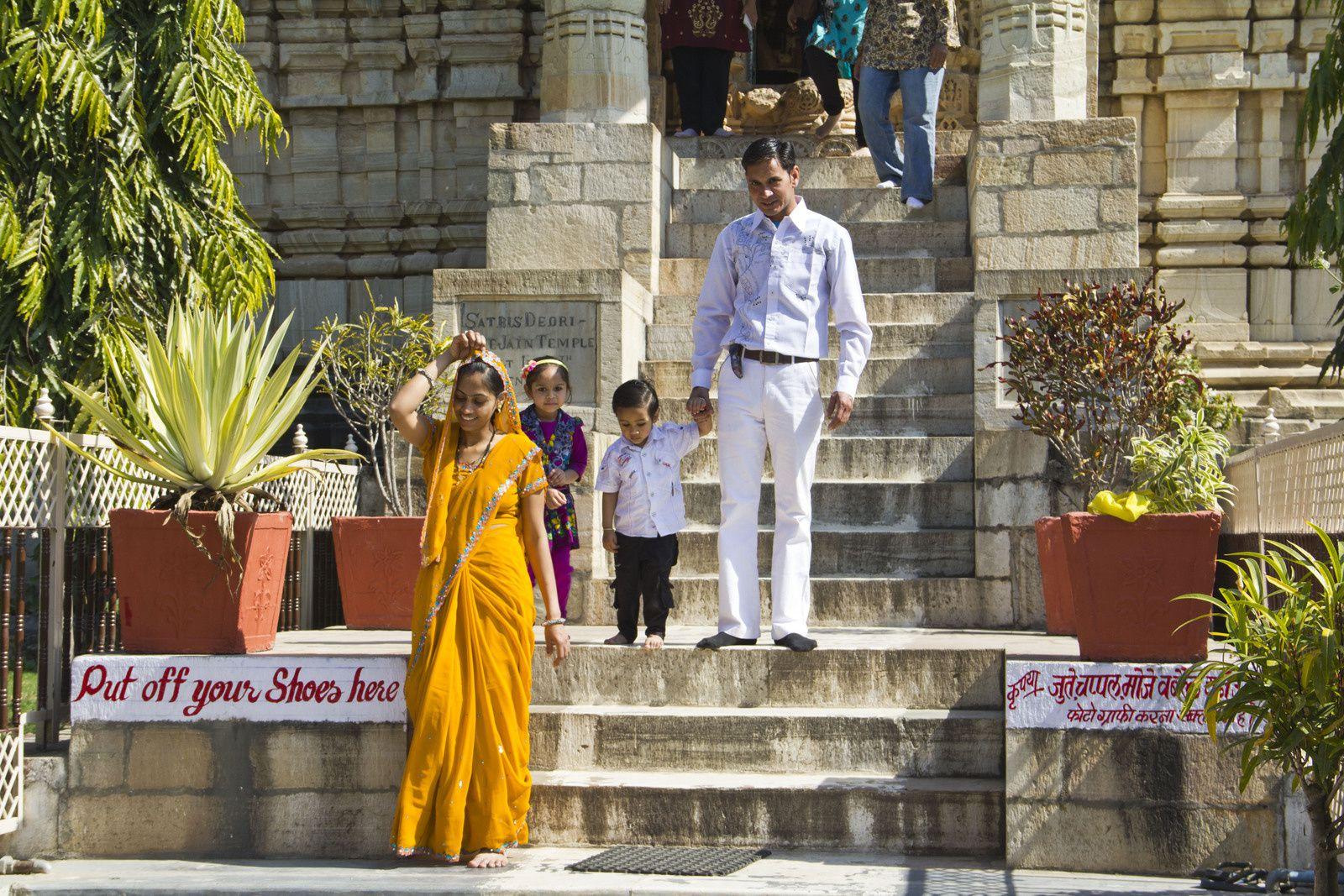 Photographies à travers le Rajasthan.