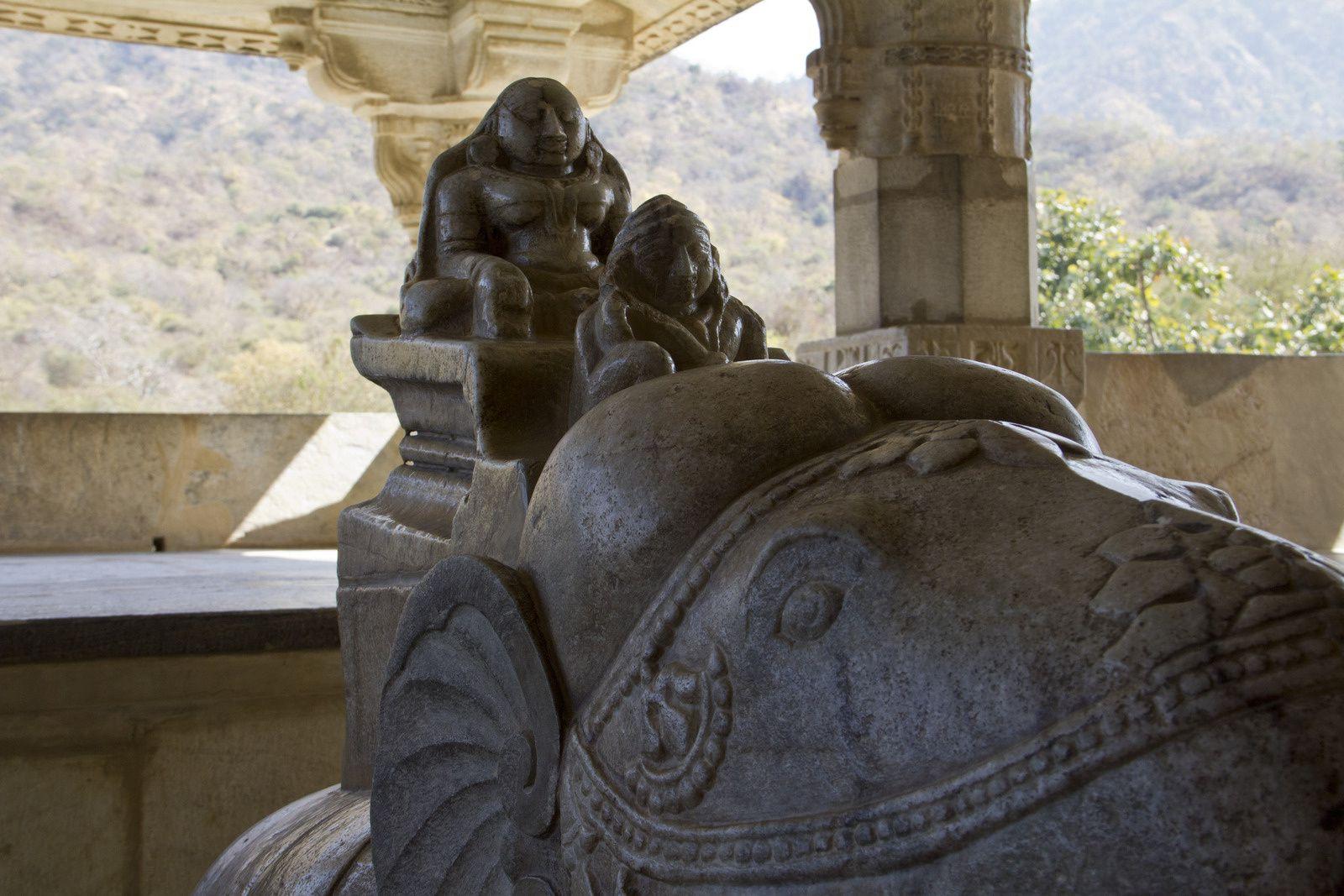 Les temples de Ranakpur