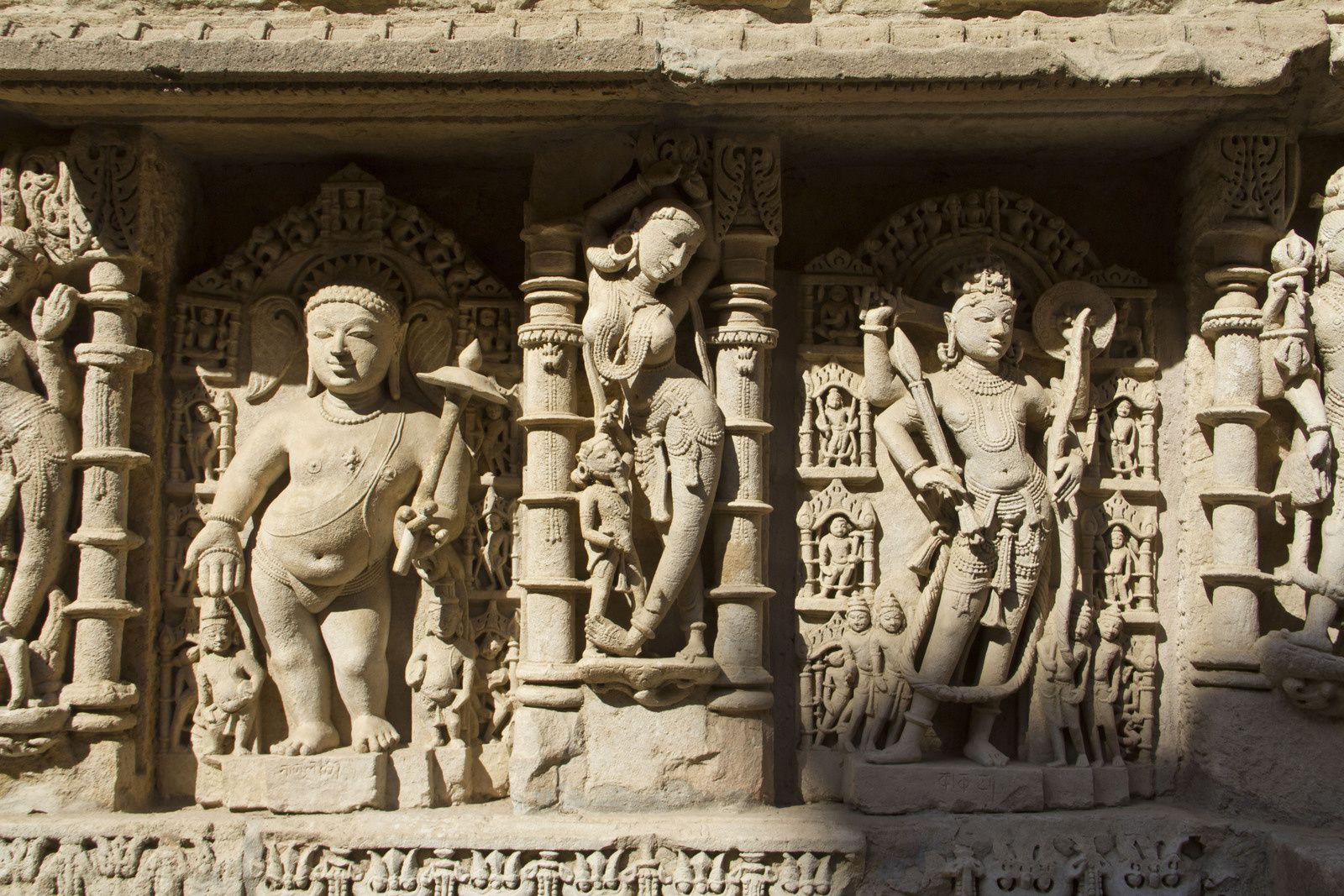 Le Rani Ki Vav de Patan