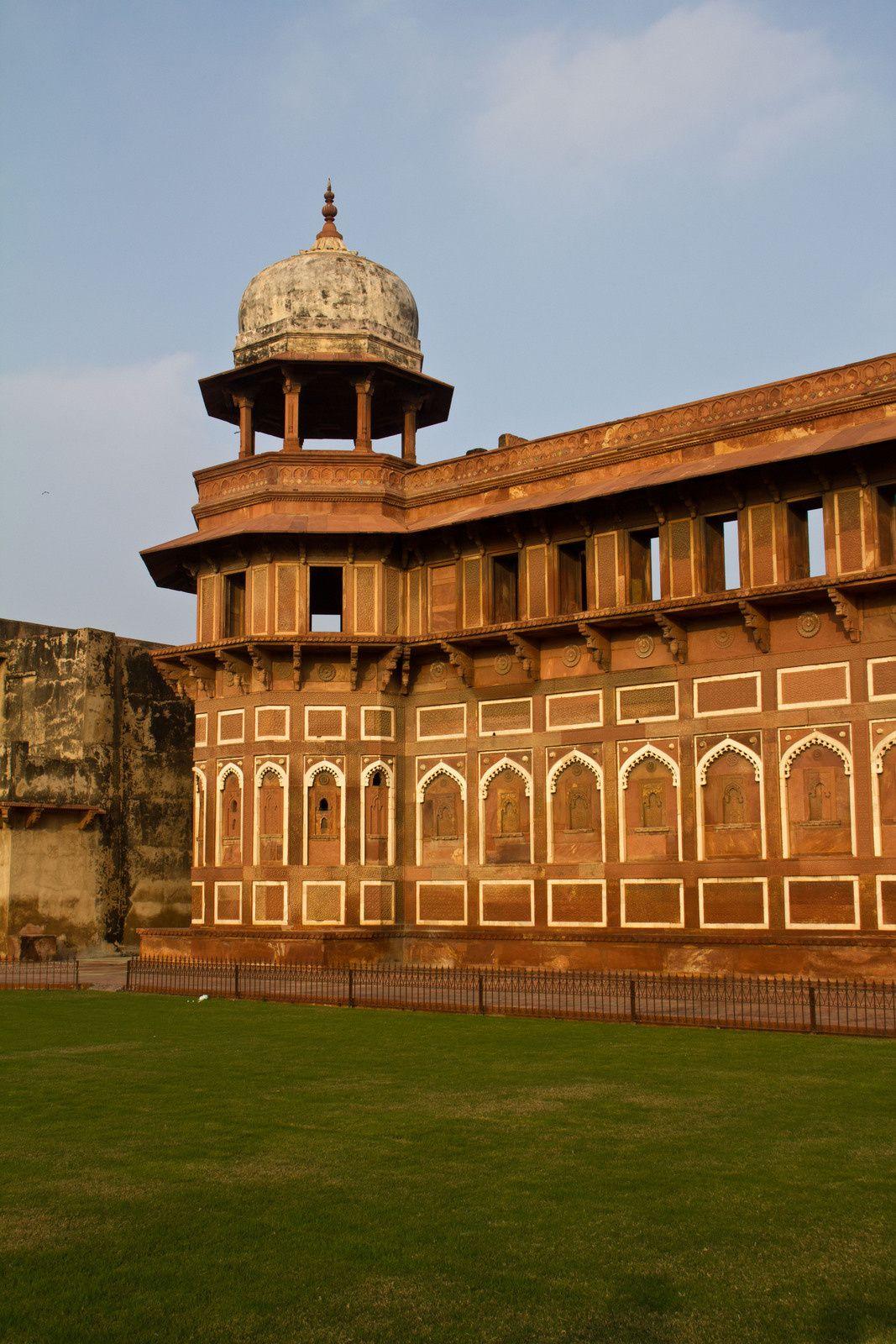 Vues du Palais de Jahangir