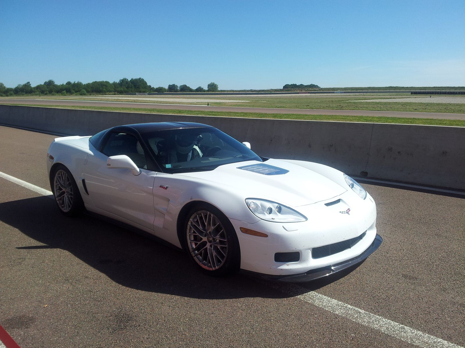 Le tour en Corvette ZR1