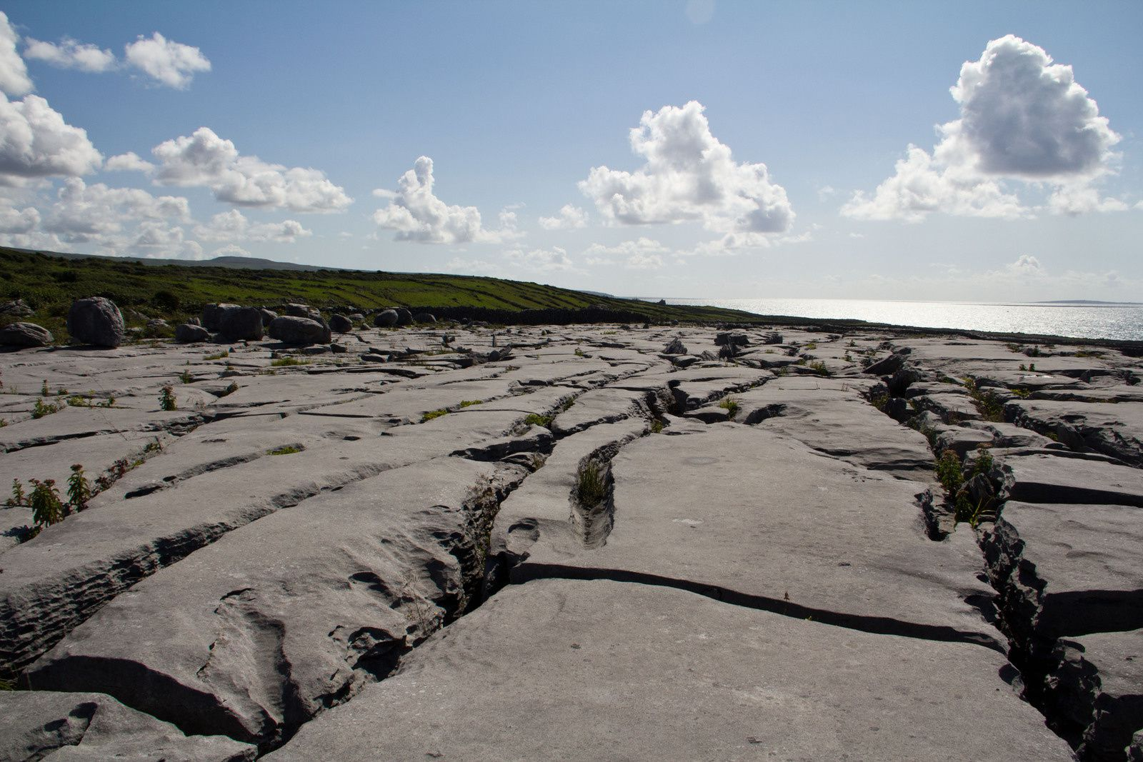 Irlande - Le Burren