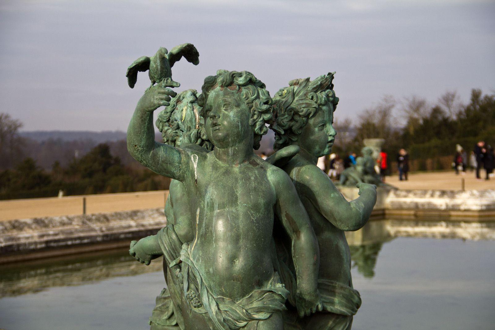 Versailles - Le château et les jardins !