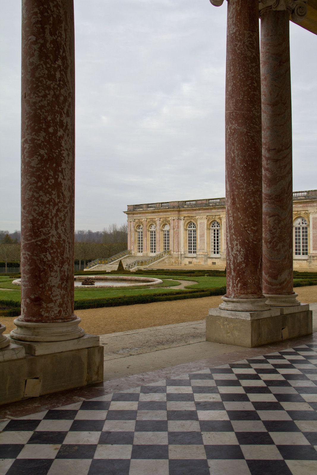 Images du grand Trianon