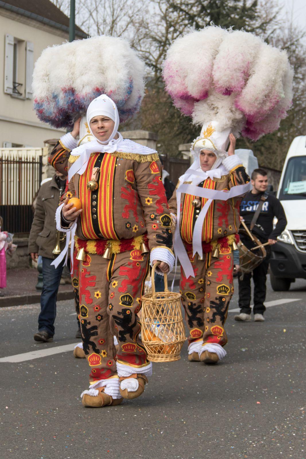 Carnaval de L'Isle-Adam.