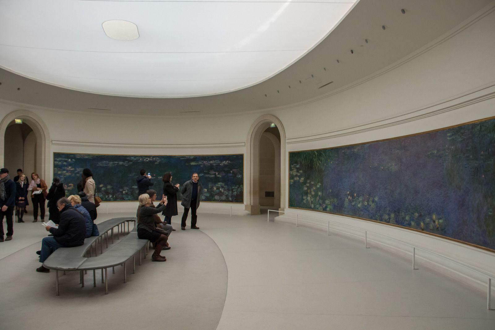 Les tableaux de C.Monet