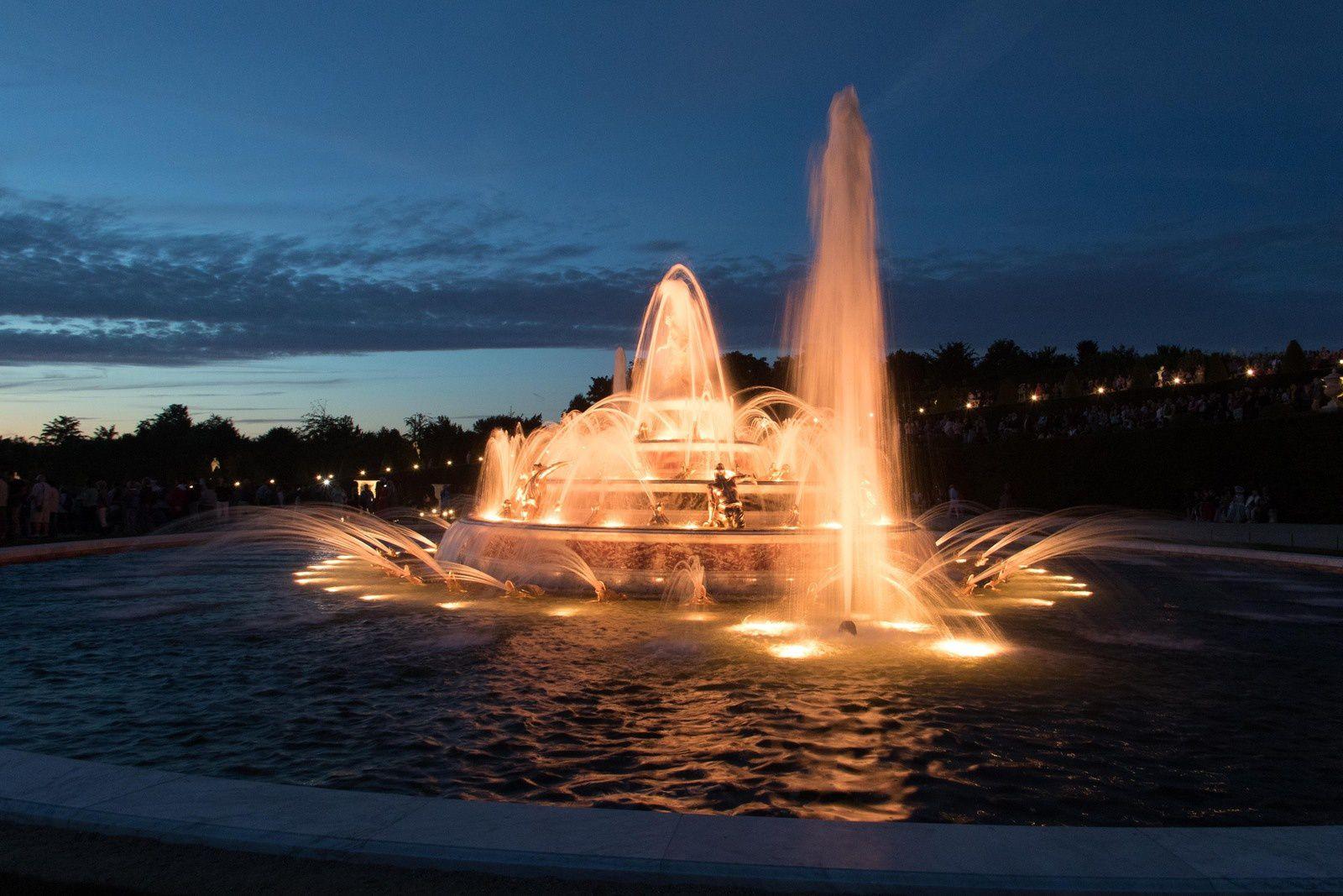 La fontaine de Latone