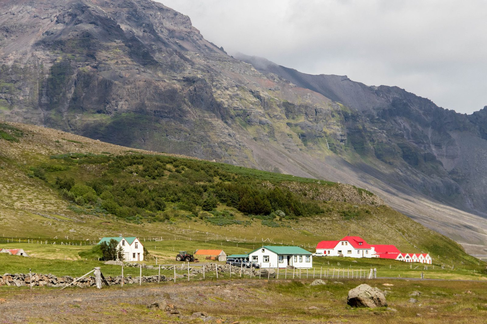 Islande : cascades, glaciers et icebergs !