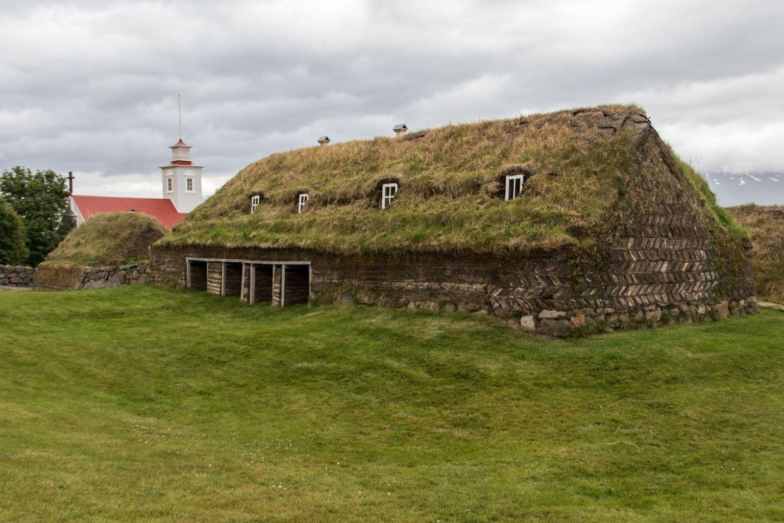 La ferme musée de Laufas