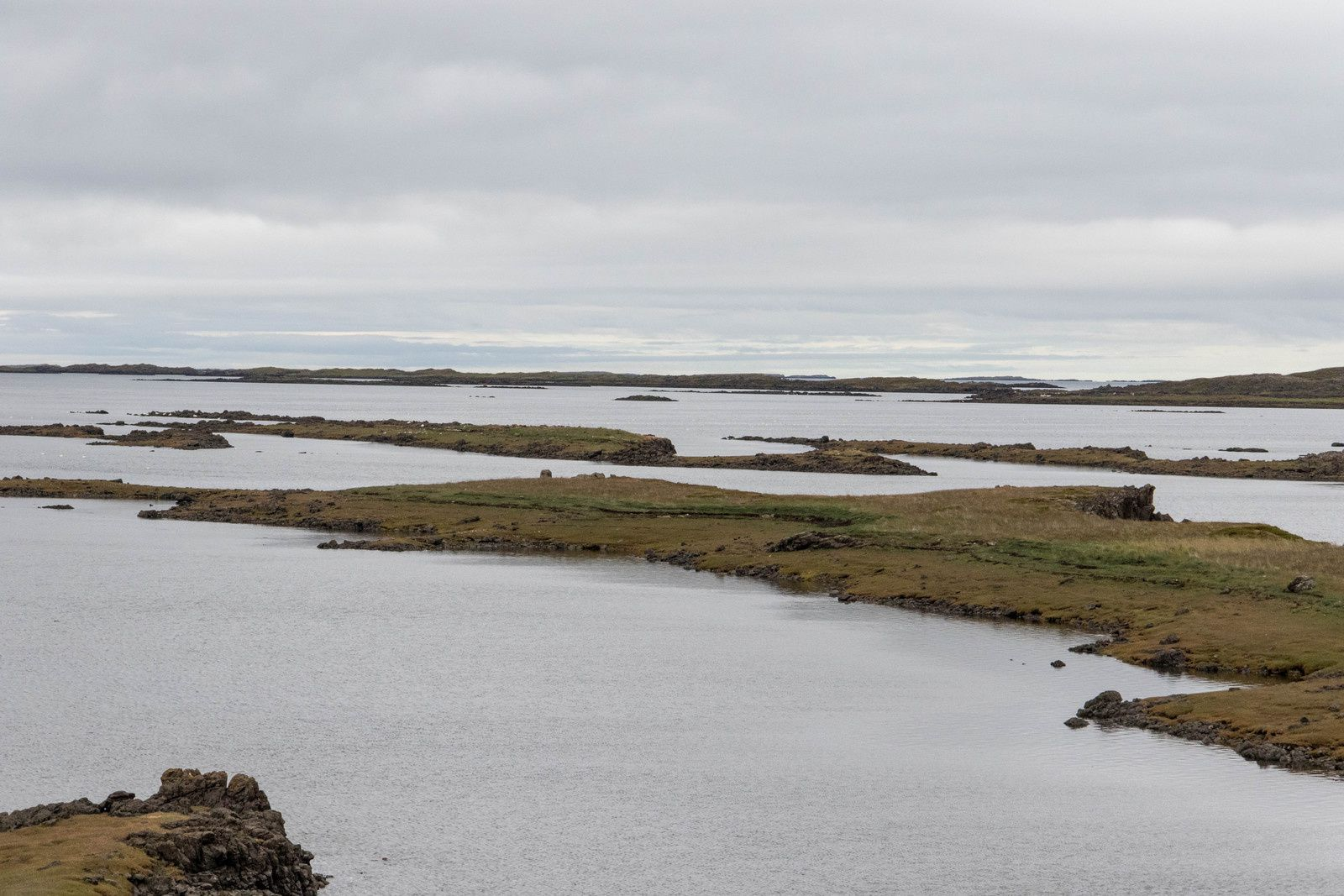 Islande : de Hólmavík à Borgarnes