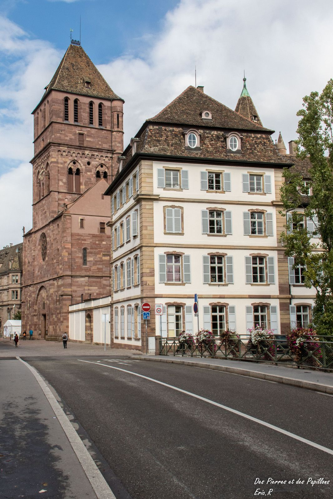 Une balade à Strasbourg.