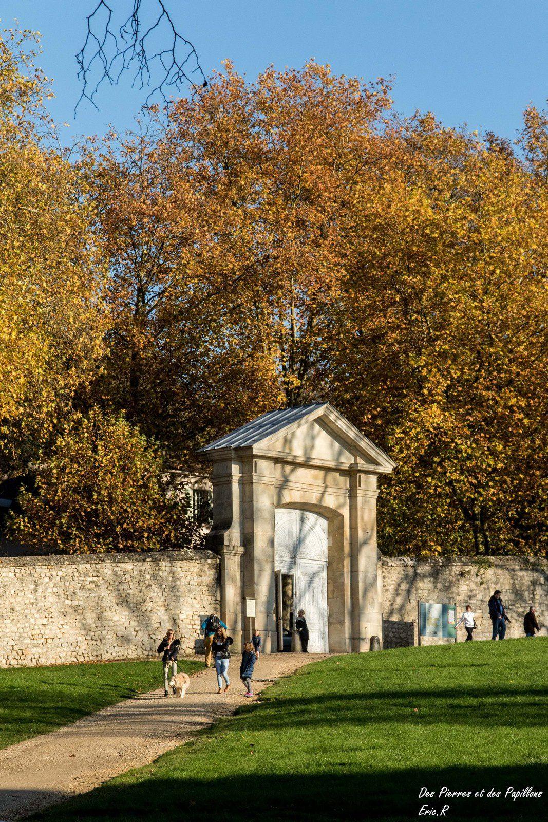 Les jardins du château de Marly