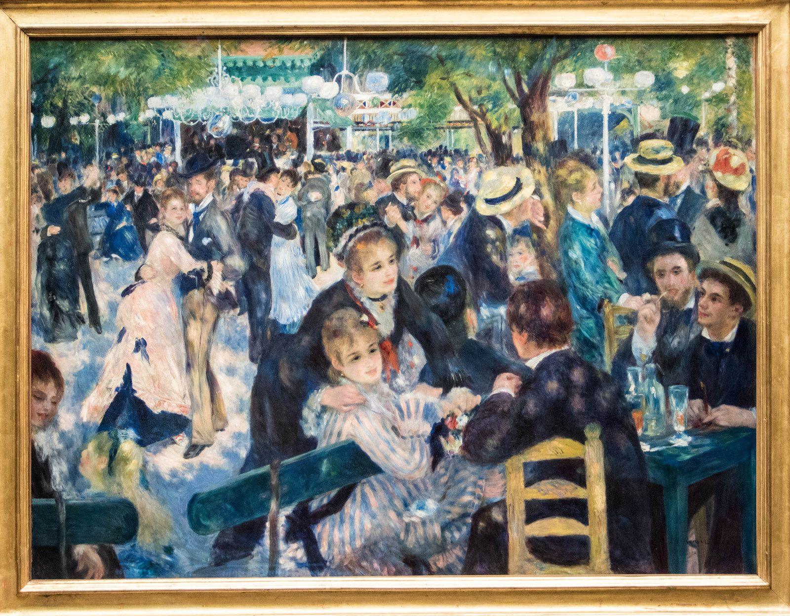 Peintures de Renoir