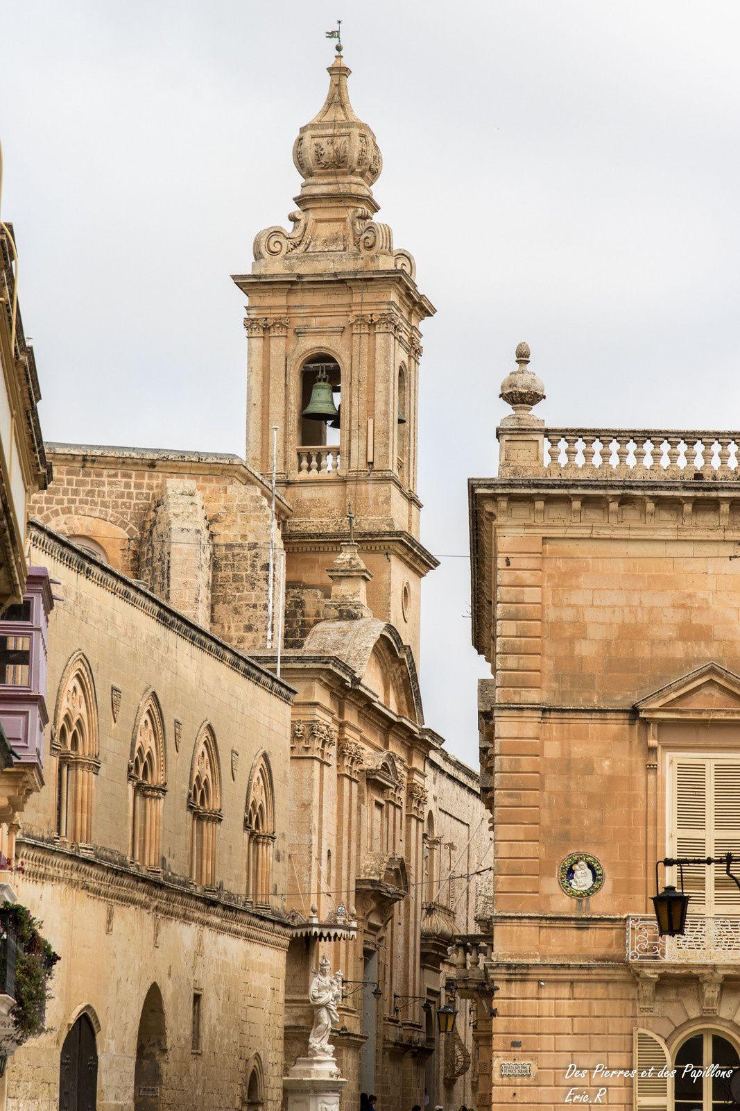 Malte: Mdina, Rabat et les Dingli cliffs