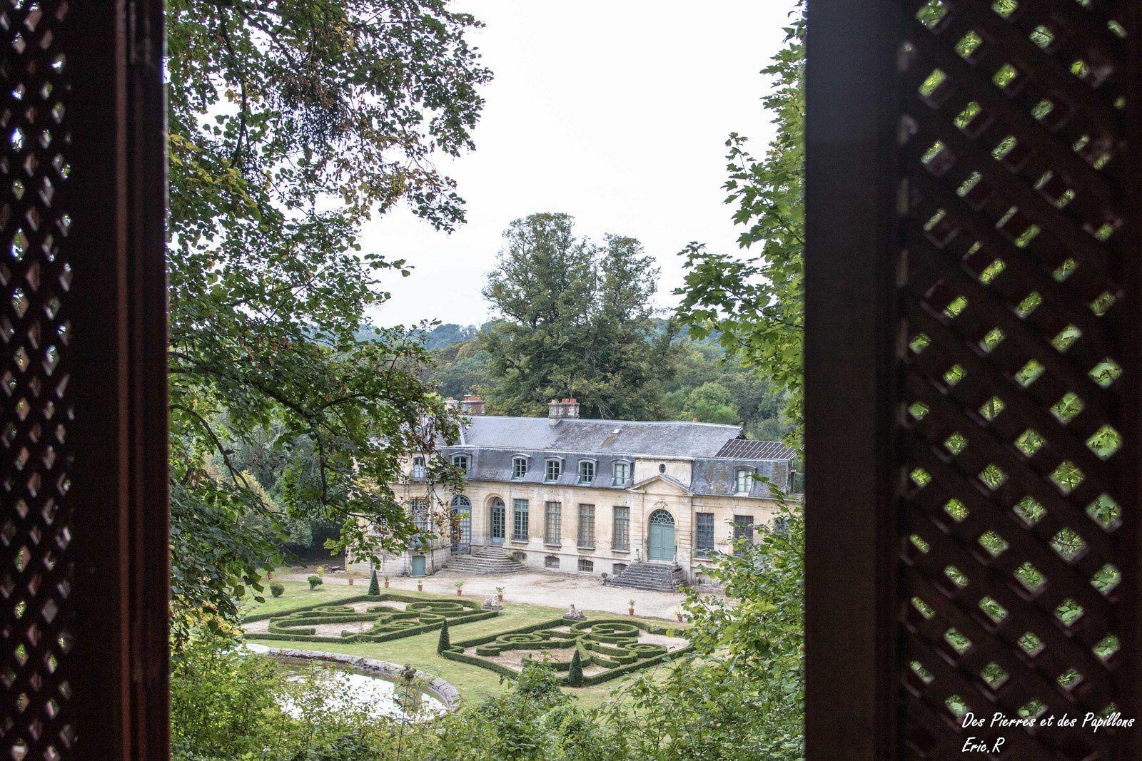 Des vues du château.