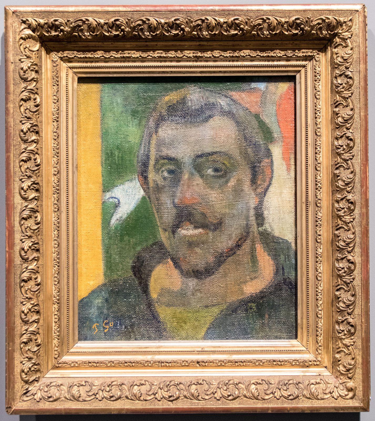 Autoportrait 1888 ou 1893/1894