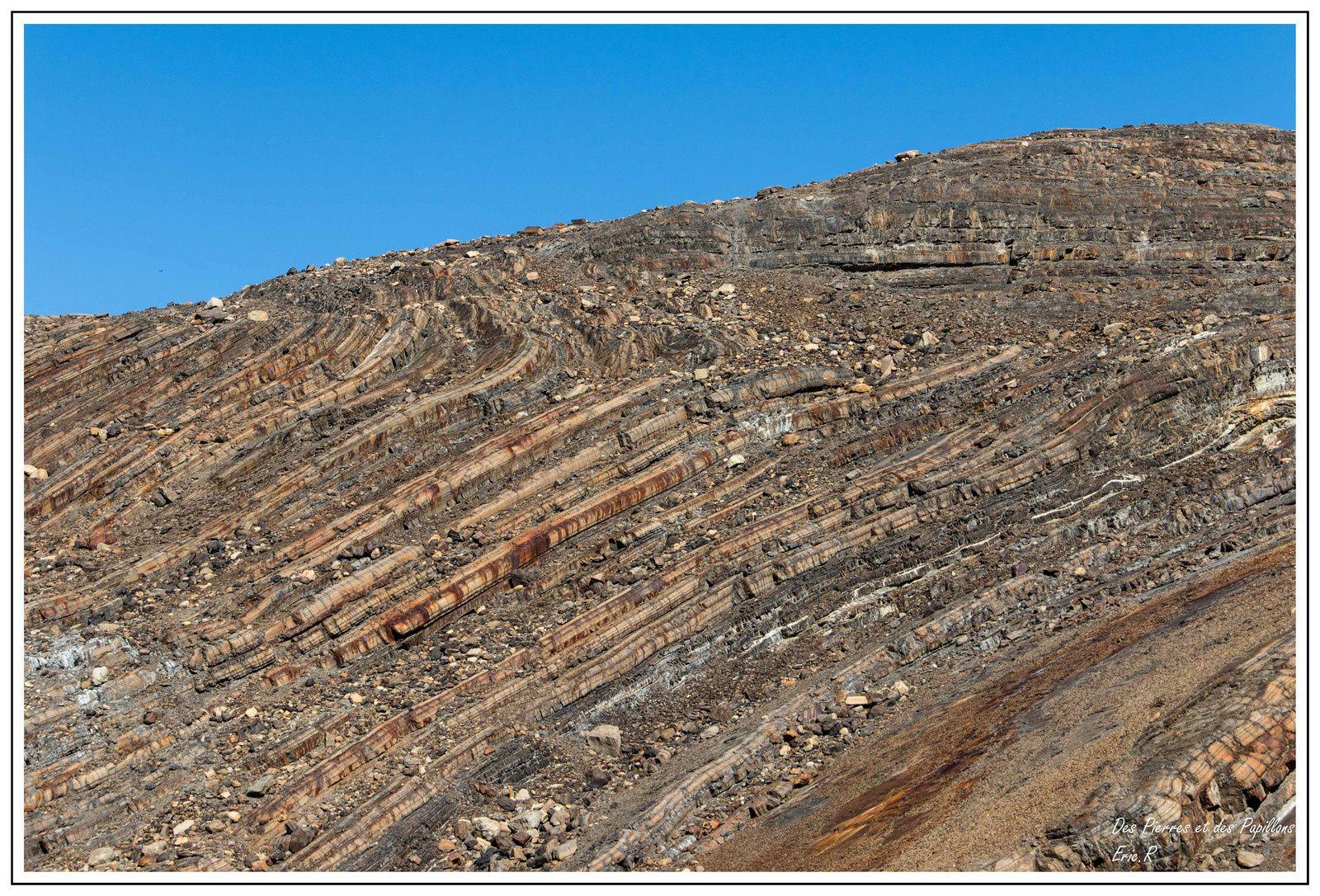 Les roches érodées