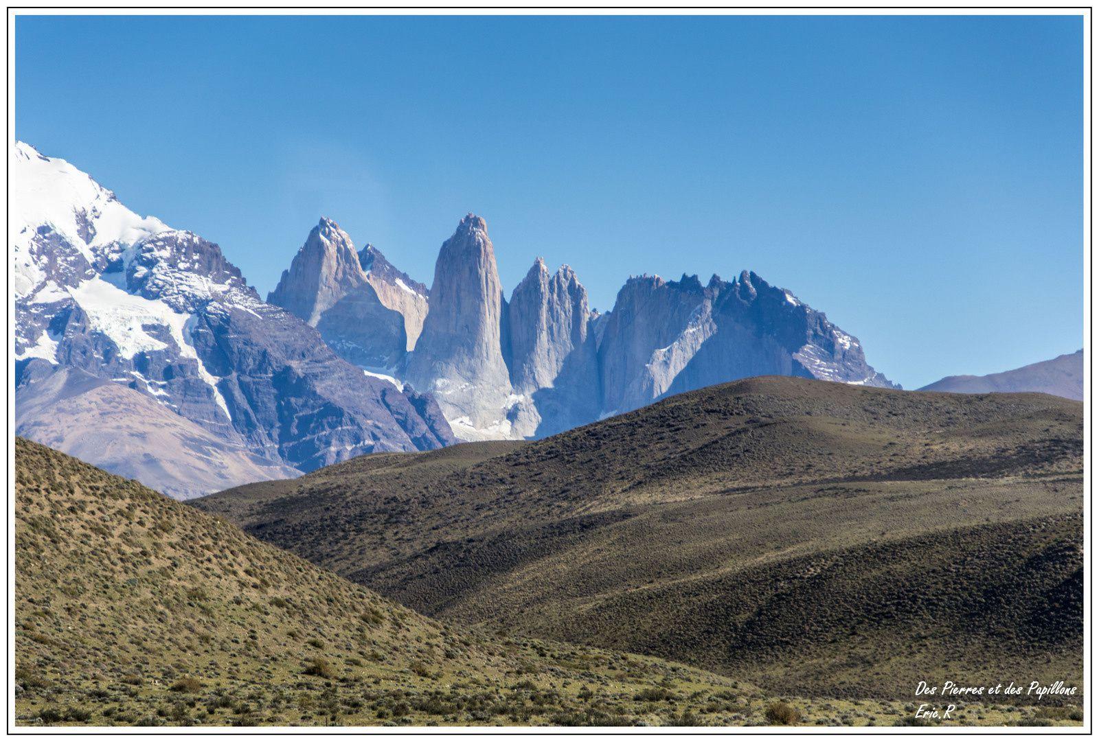 Torres del Paine et Laguna Amarga