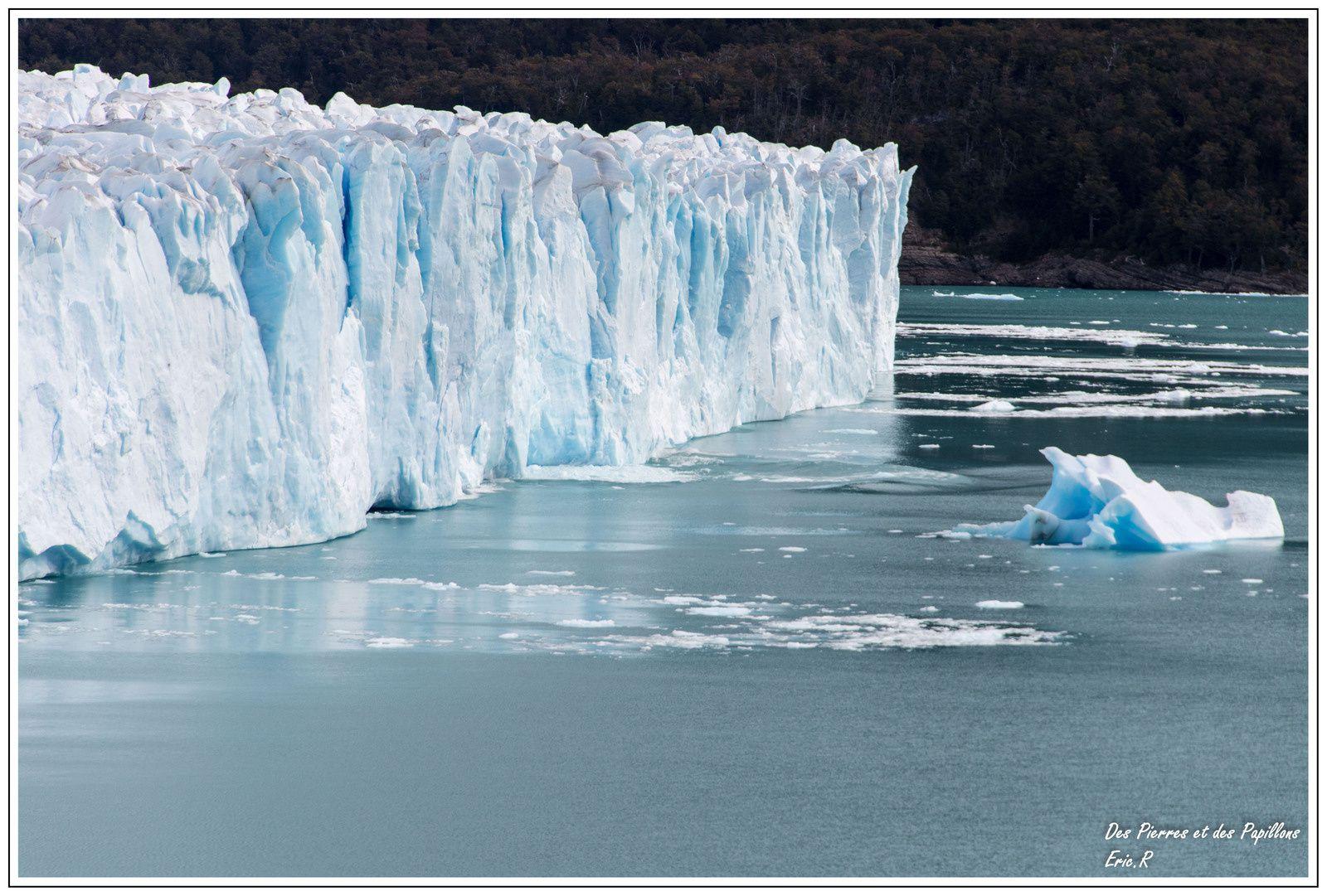 Patagonie : le glacier Perito Moreno.