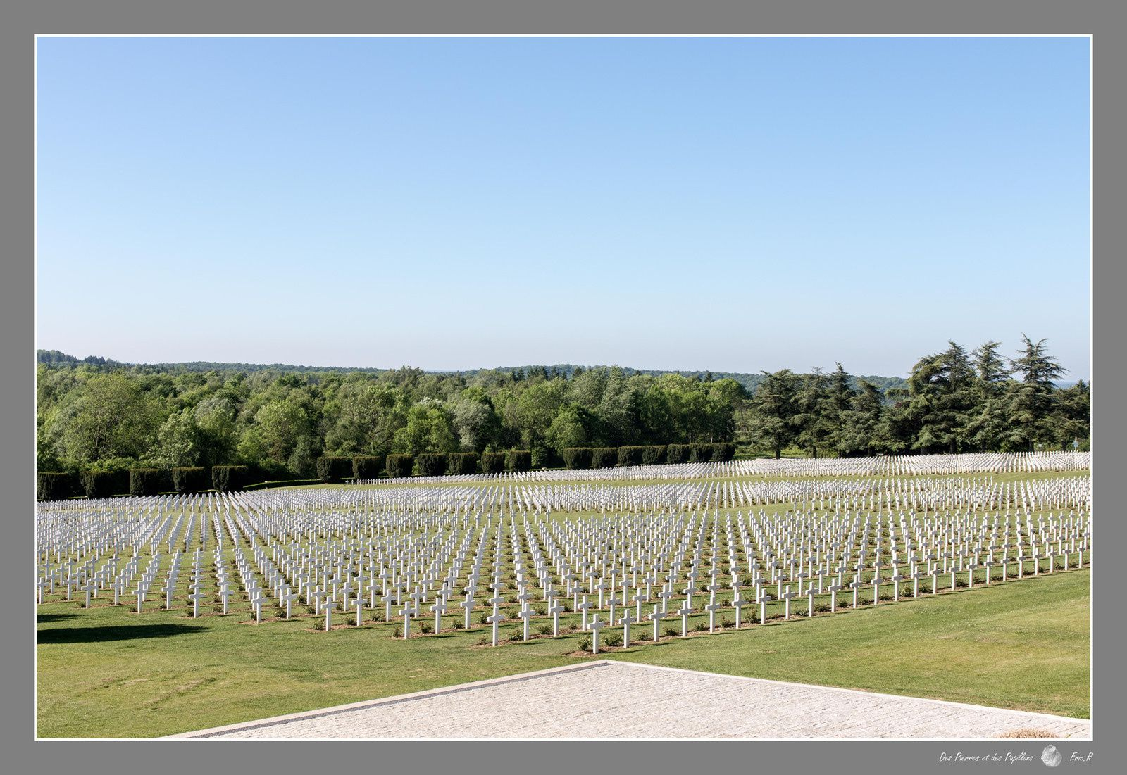 La nécropole nationale de Douaumont