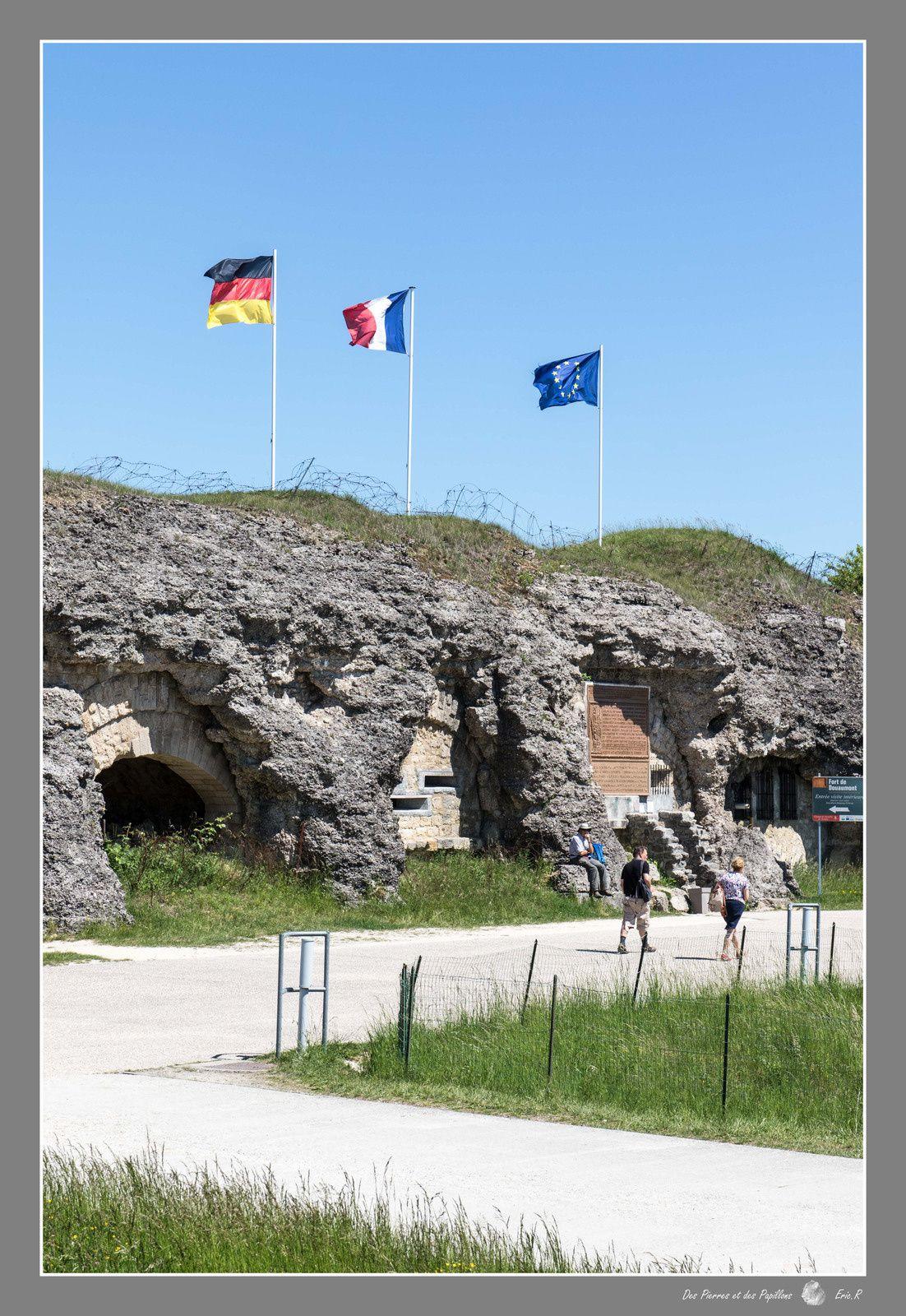 Le fort de Douaumont.
