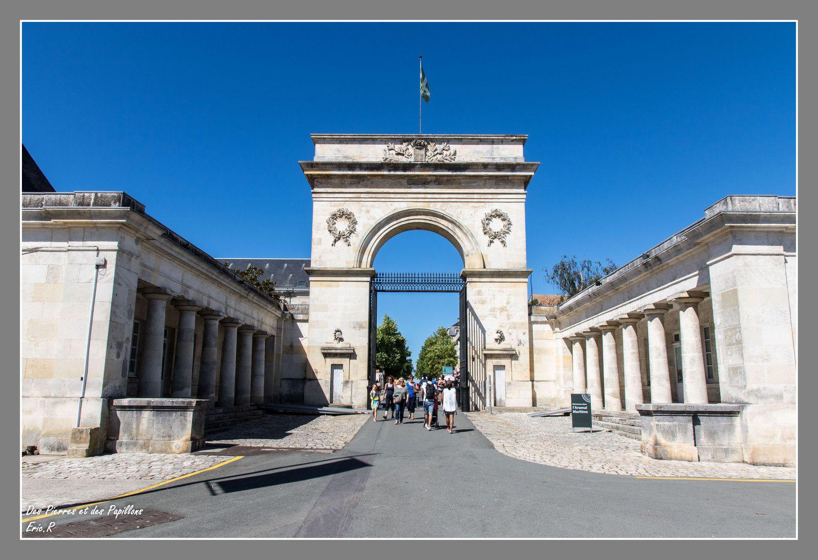 Porte du Soleil et La Charente