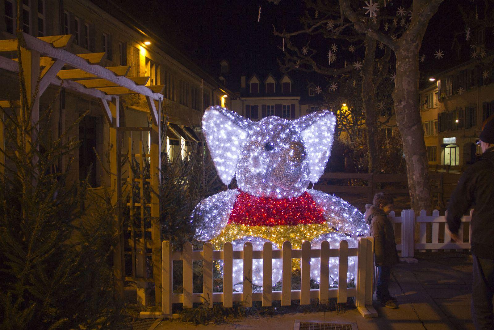 Lumières de Noël 2013 ...