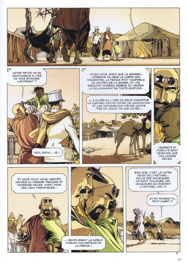 Les quatre coins du monde - Livre 1 - Hugues Labiano