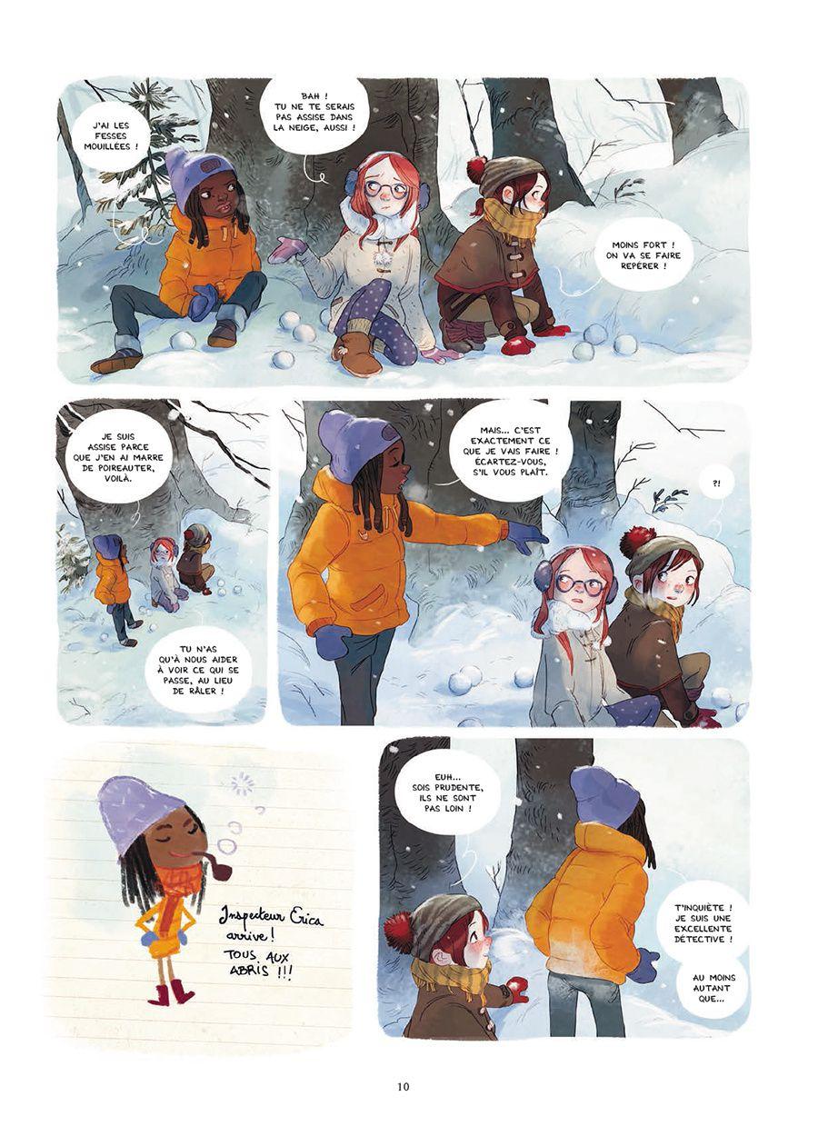 ©Soleil Productions 2014 Chamblain/Neyret - Extrait page 10