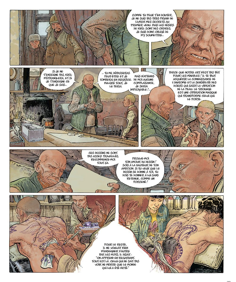 ©Le Lombard 2014 Charyn/Boucq - Page 39