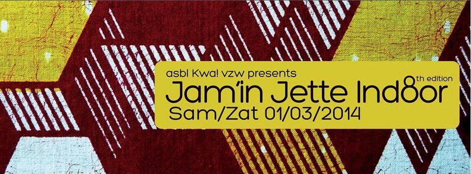 Jam'in Jette Indoor - 8ème édition