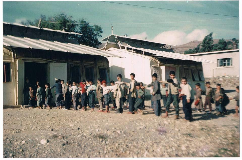 Boudjima durant les annees 1960