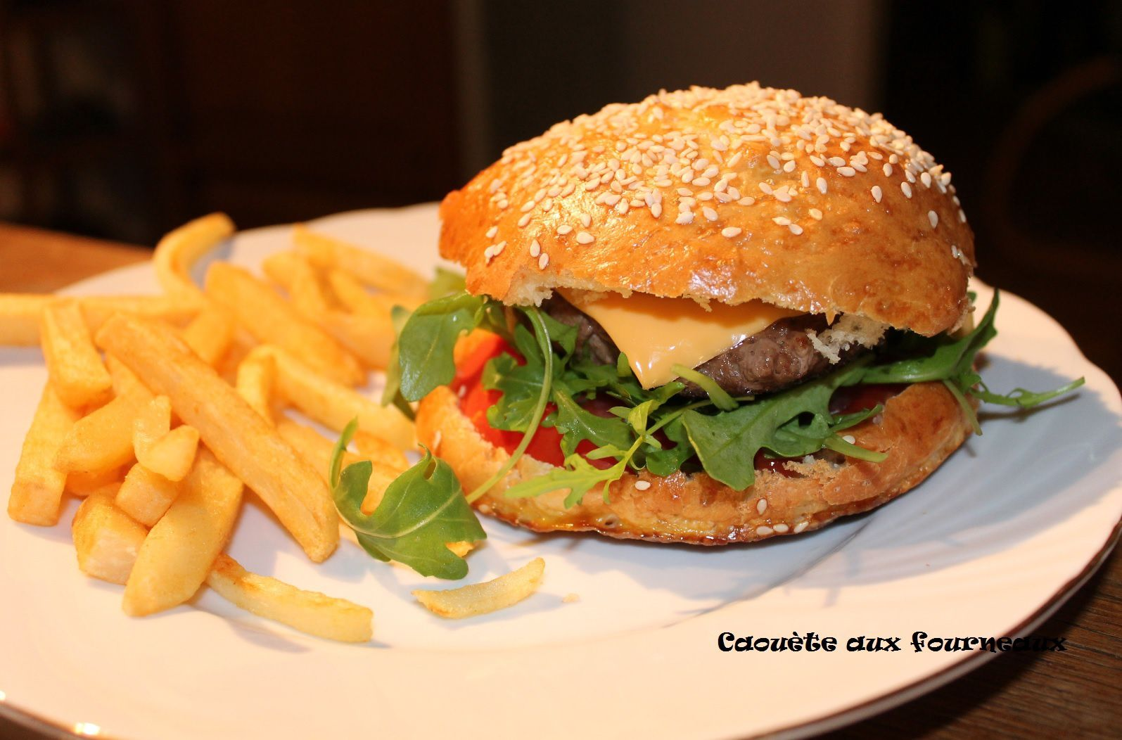 comment faire hamburger
