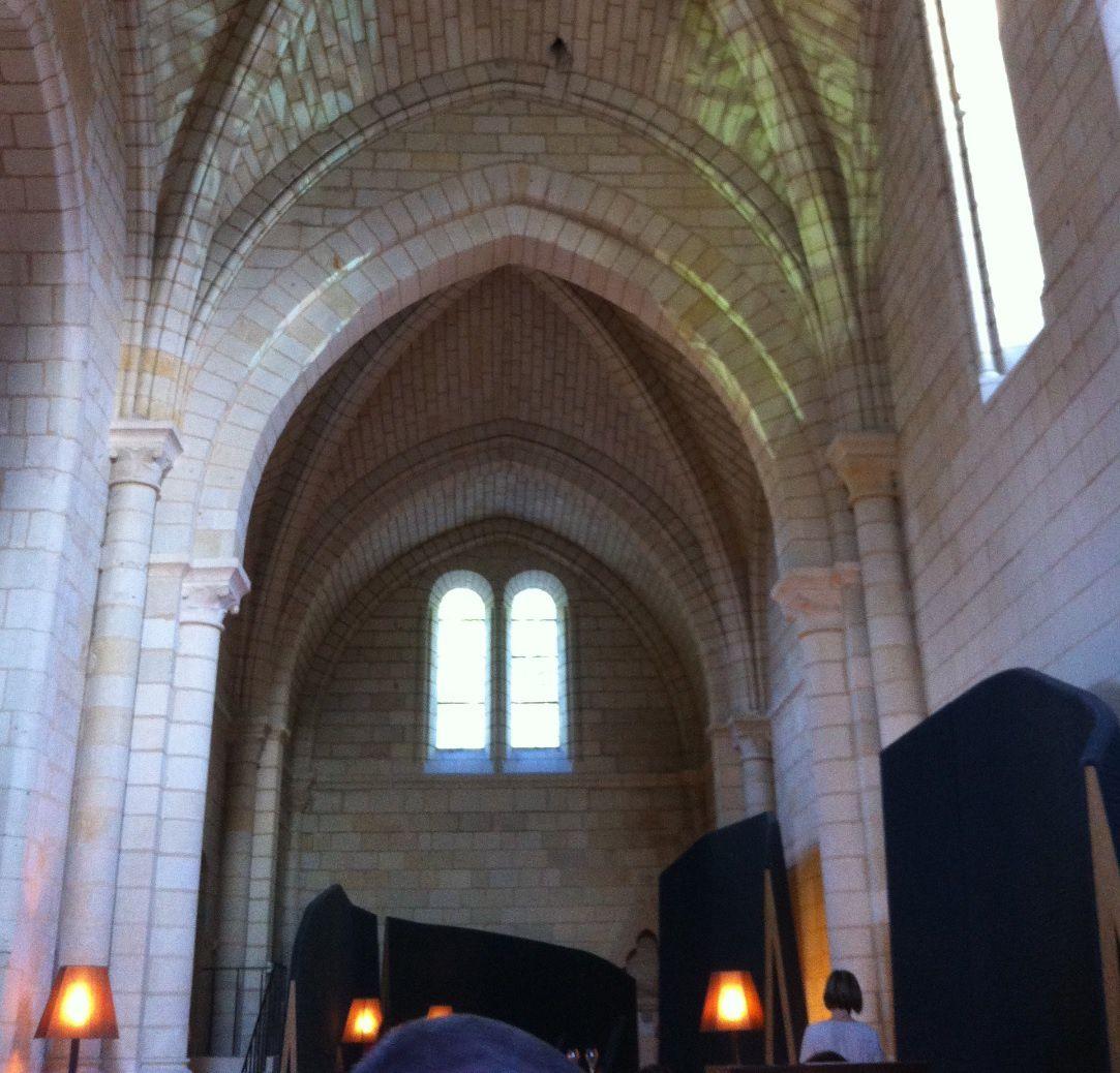 Un week-end magique et gourmand à l'abbaye de Fontevraud