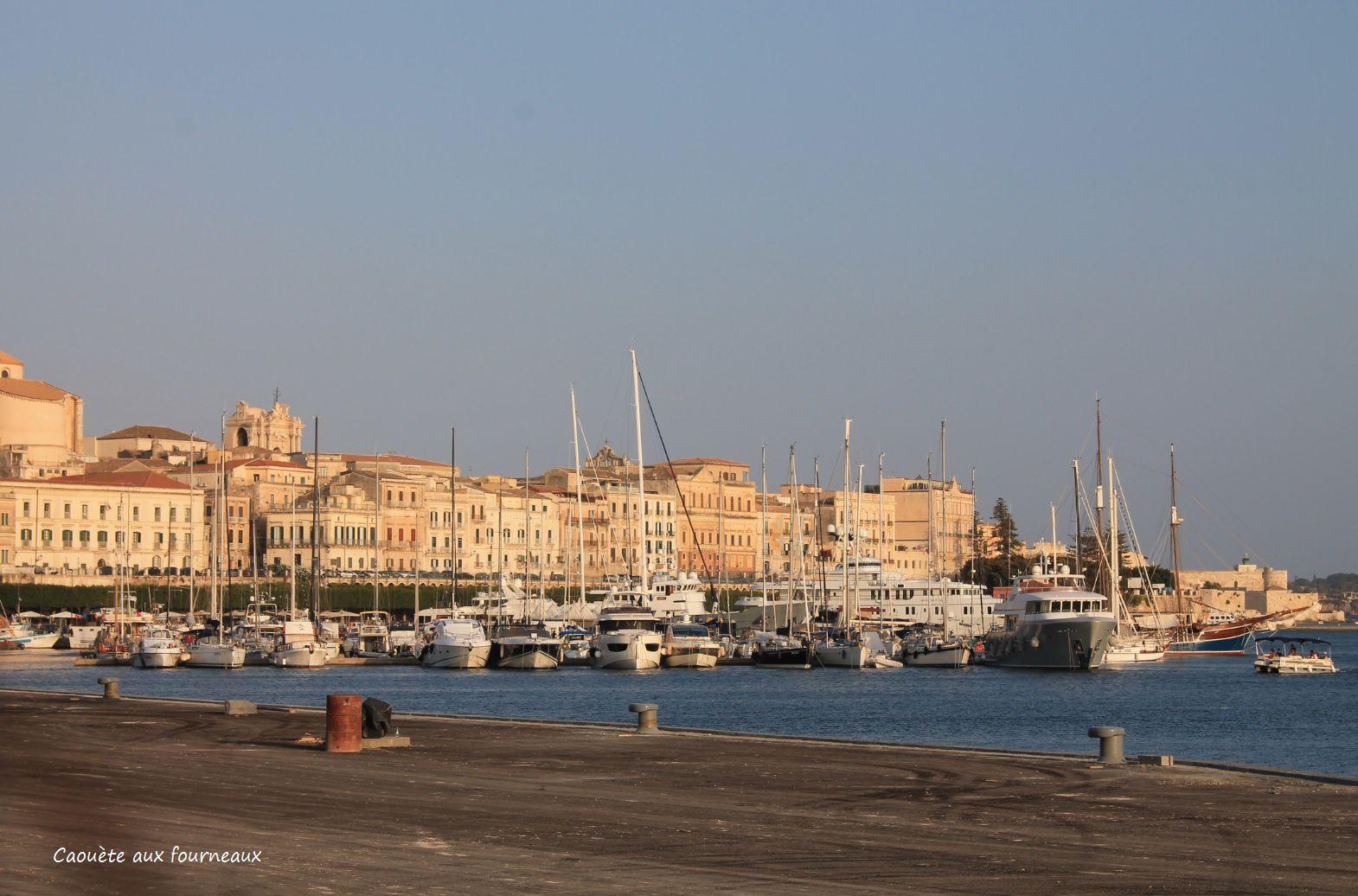 A la découverte de l'est de la Sicile...