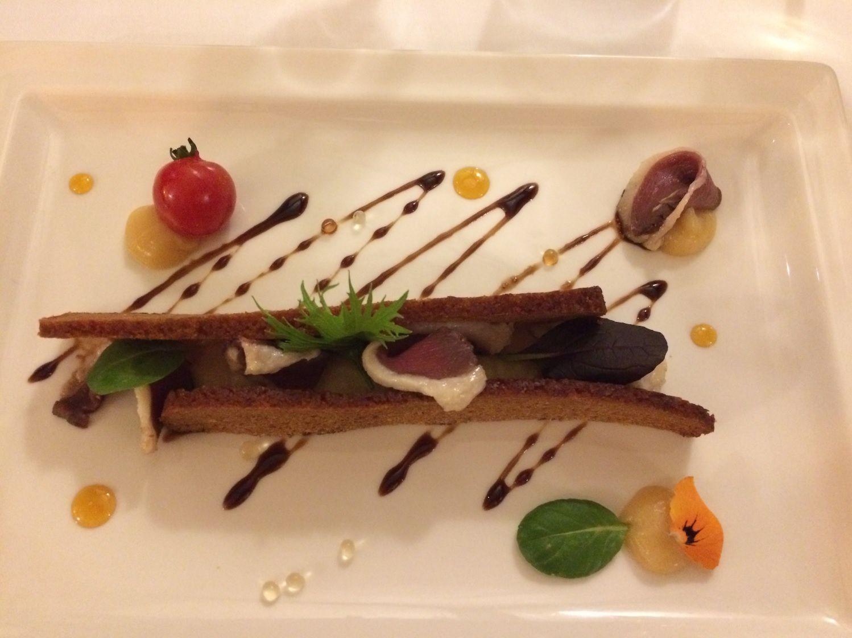 Restaurant Le Pavillon à Saint-Herblain
