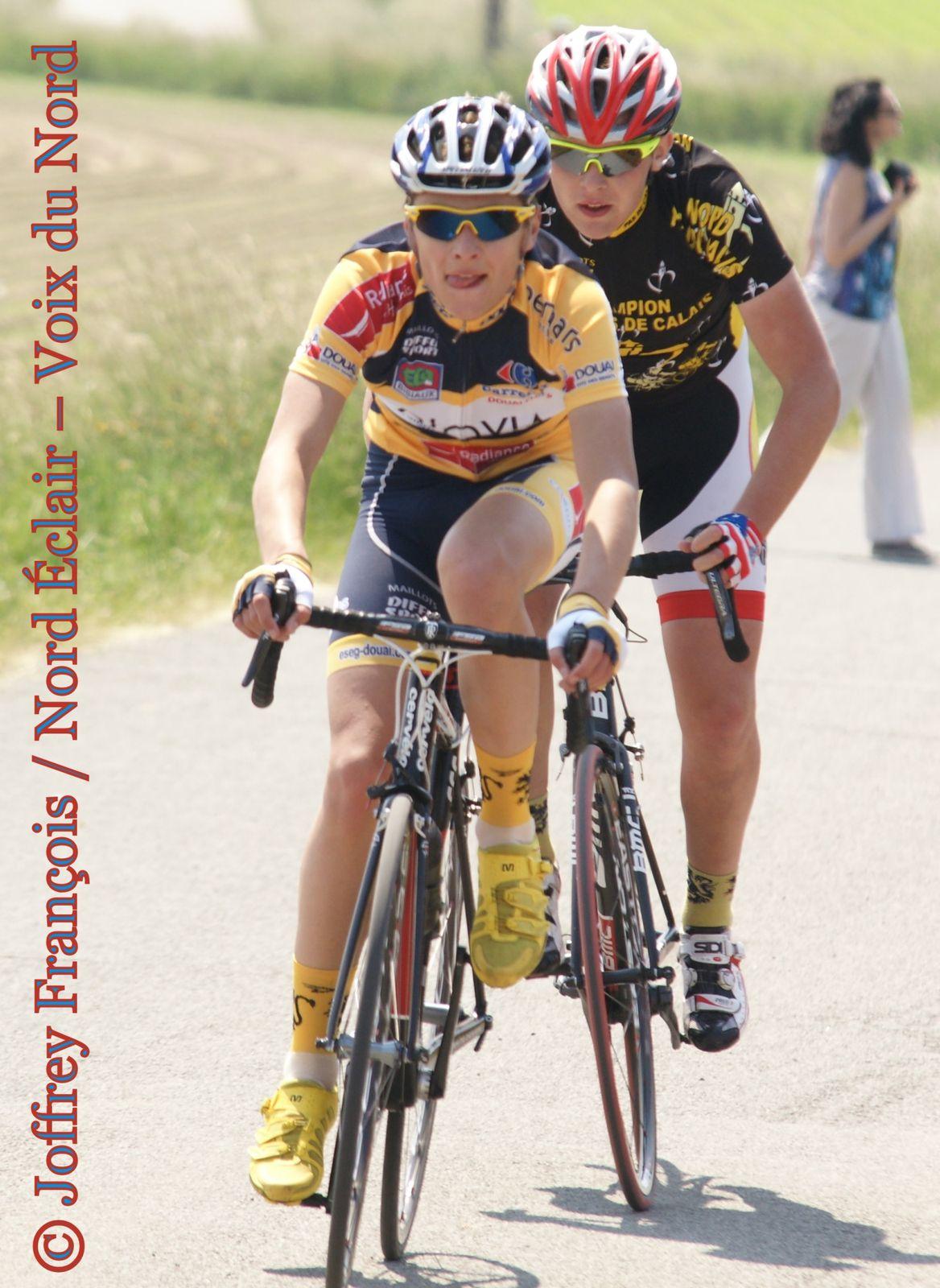 08.06.13 Cyclisme Championnat Nord Cadets et Minimes