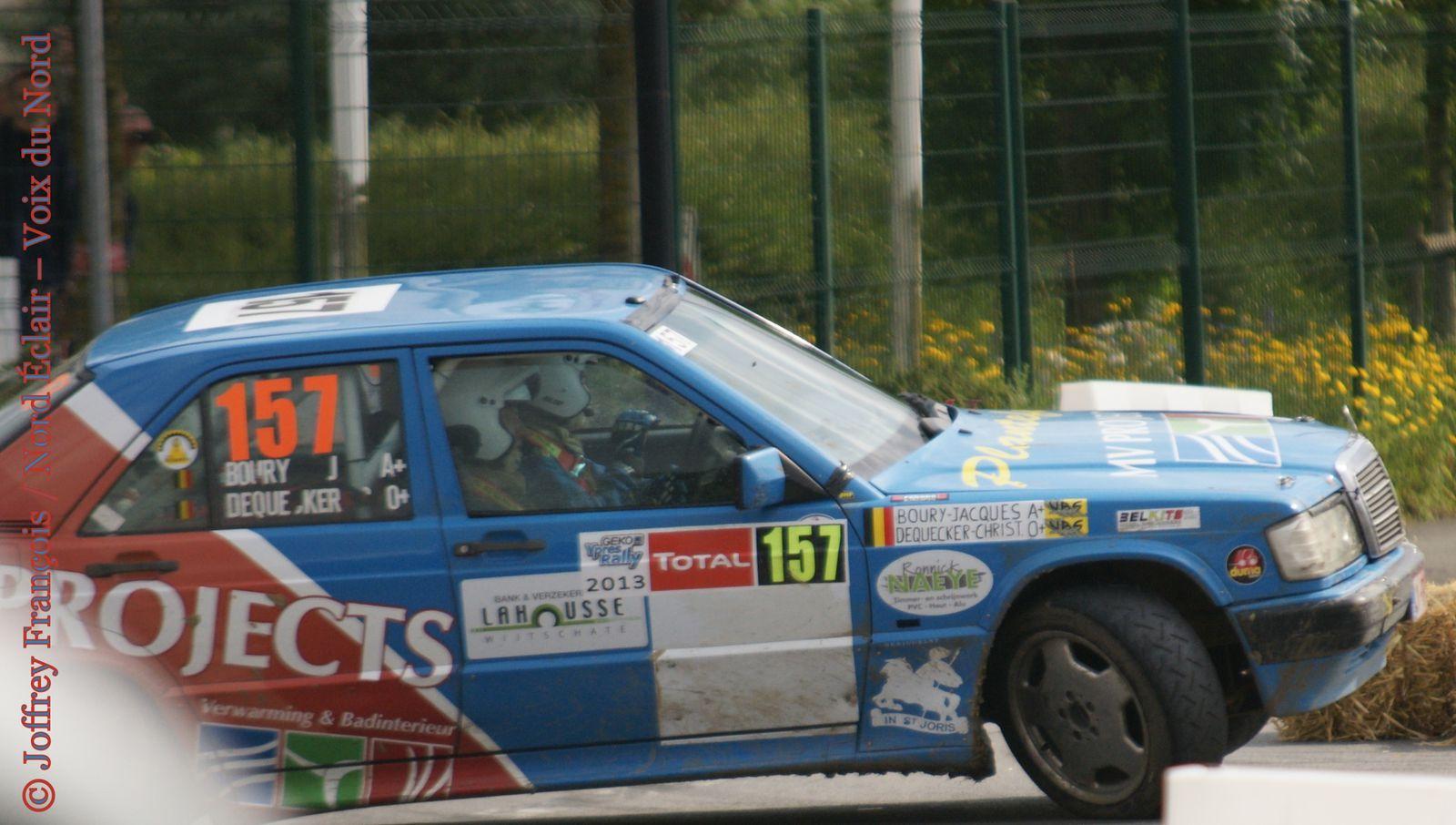 29.06.13 Rallye Ypres (Spéciale Wasquehal)