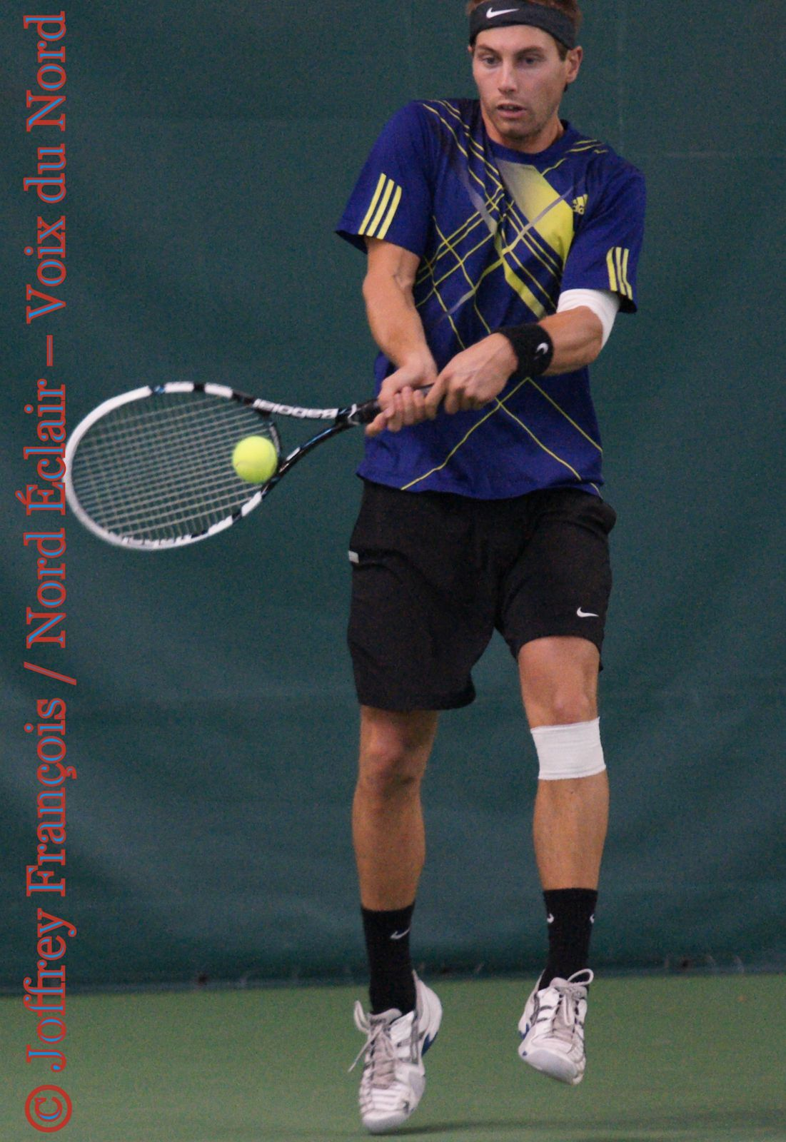 22.09.13 Volley (N2 TLM) + Tennis (Mouvaux)
