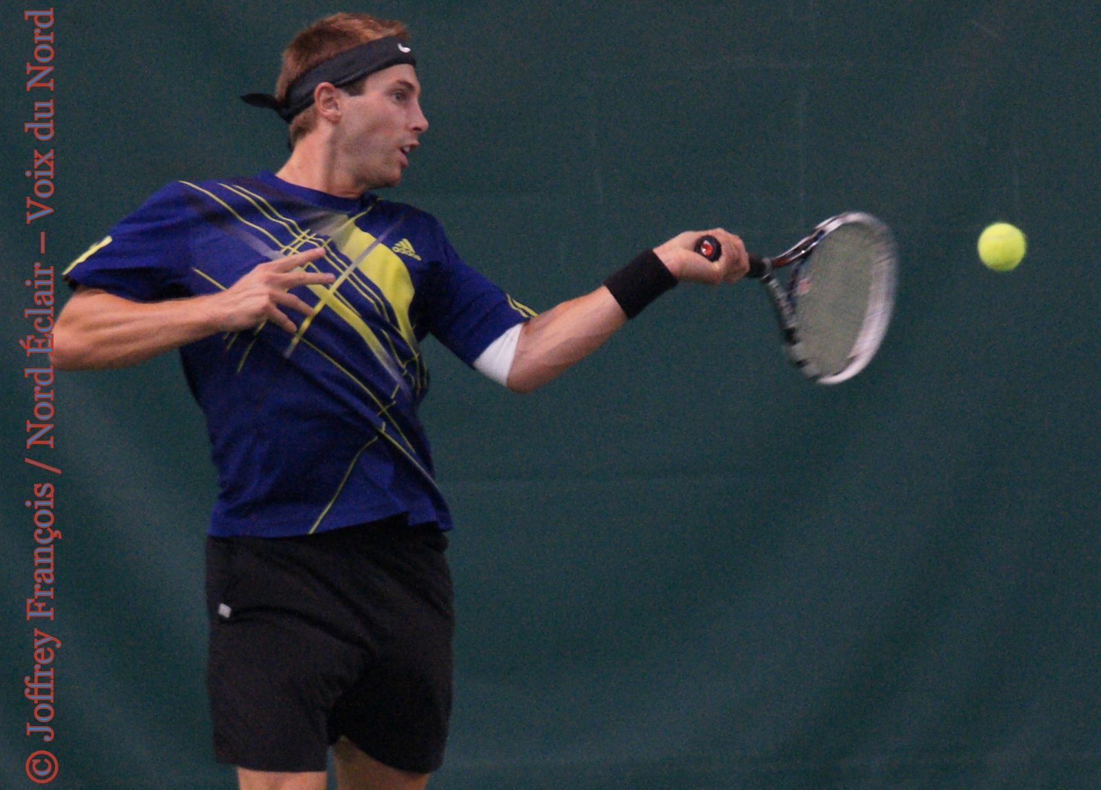 22.09.13 Volley (N2 TLM) + Tennis (Mouvaux)