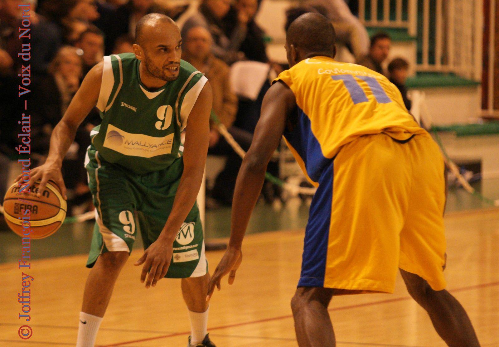 12.10.13 : Fustal (Roubaix AFS) et Basket (St Michel Tourcoing)