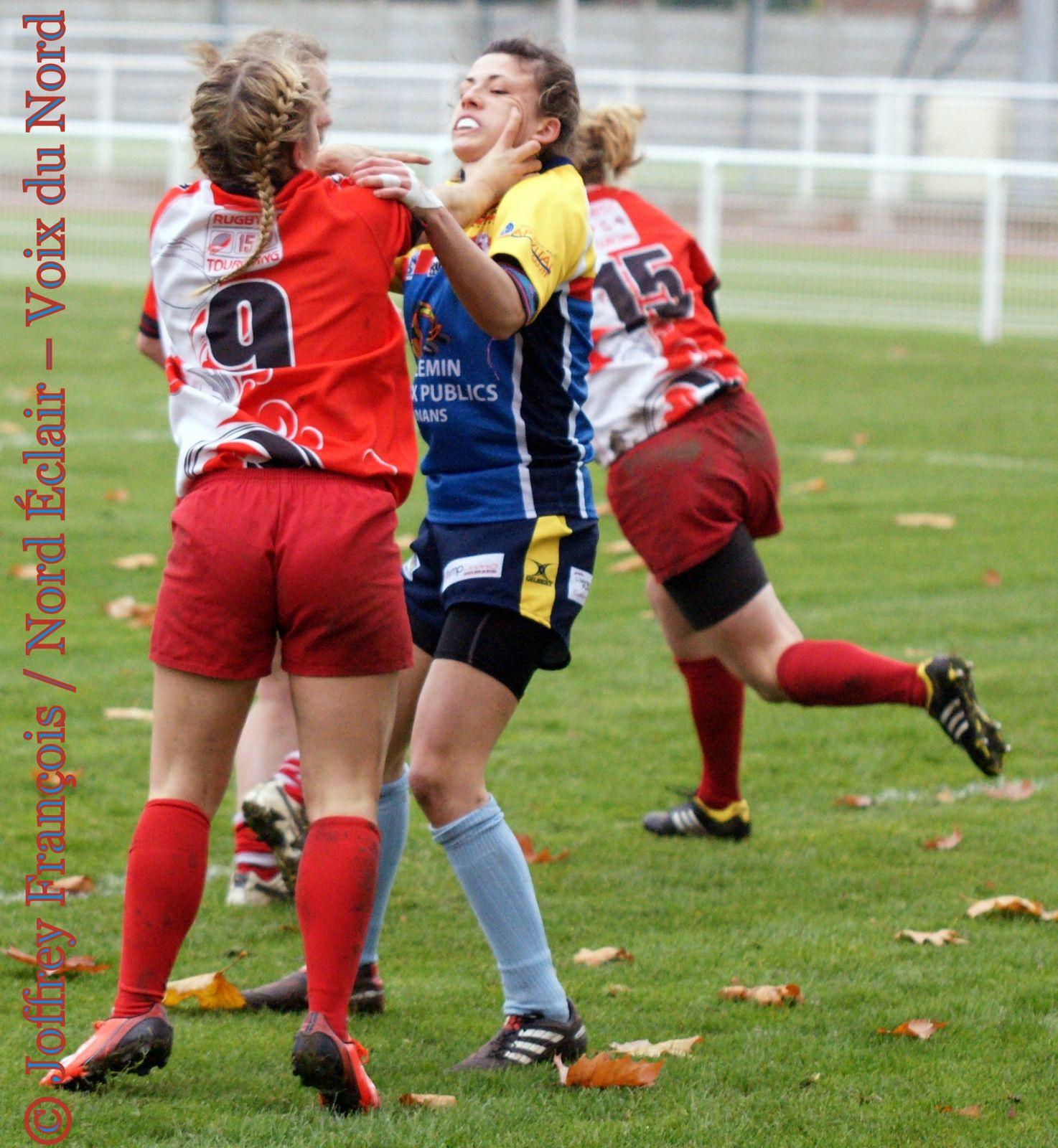 17.11.13 : Foot (DHR) et Rugby (F2)