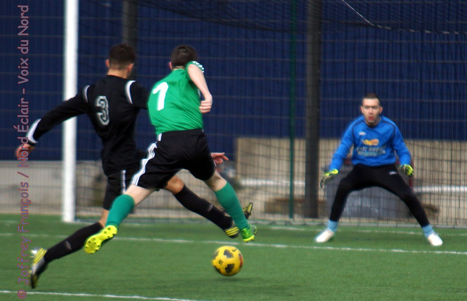 02/03/14  CDL Omnisports-Arleux et PL Barbe d'or-Illies