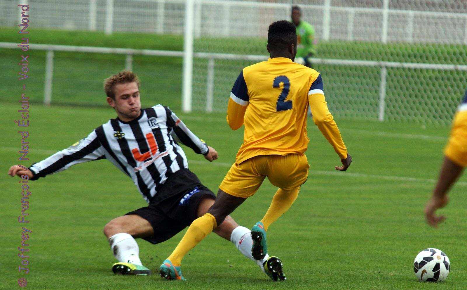 30.08.14 CFA 2 J2 Tourcoing - Maccabi Paris