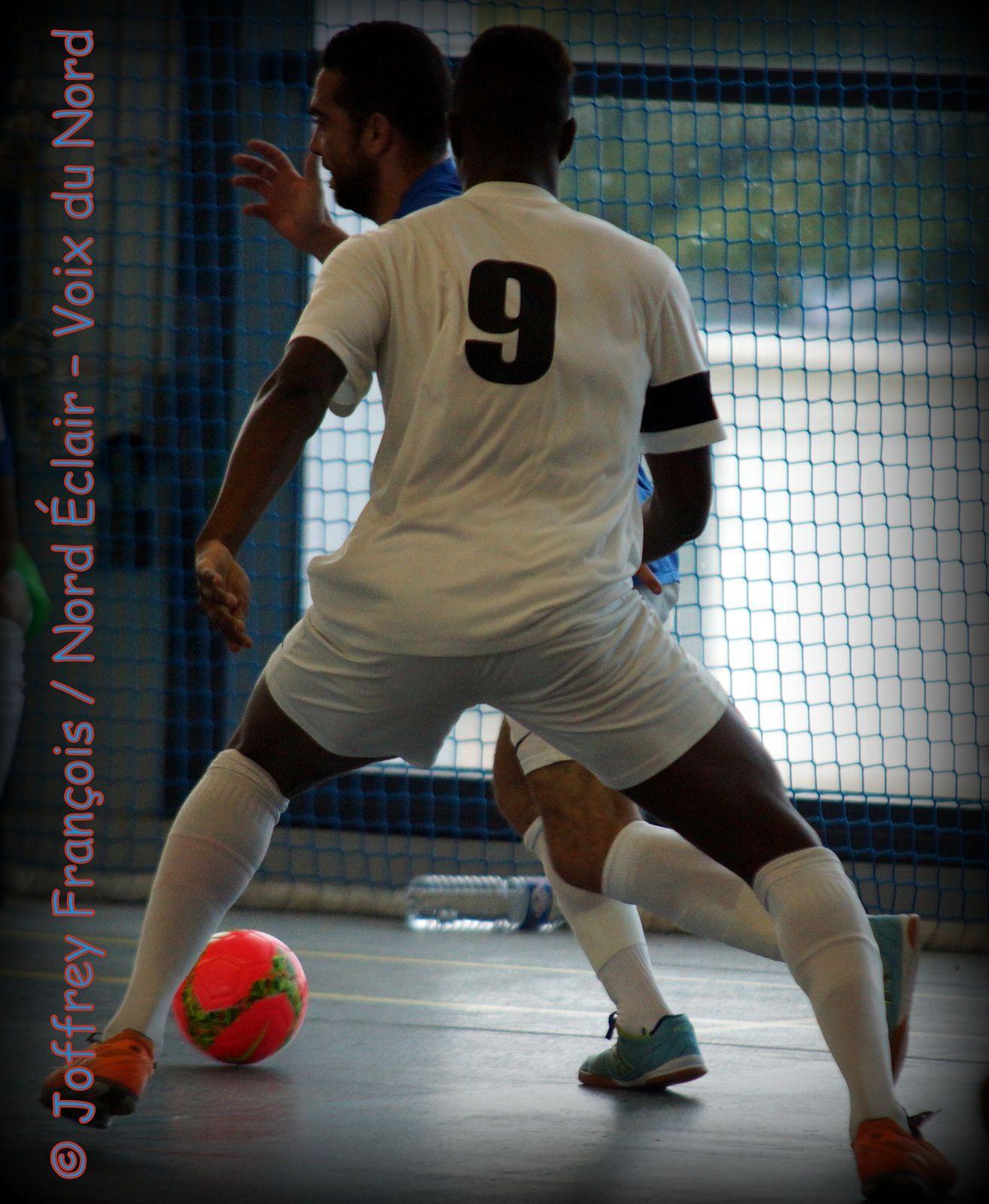 20.09.14 Roubaix Futsal - Faches // Tourcoing - Paris FC