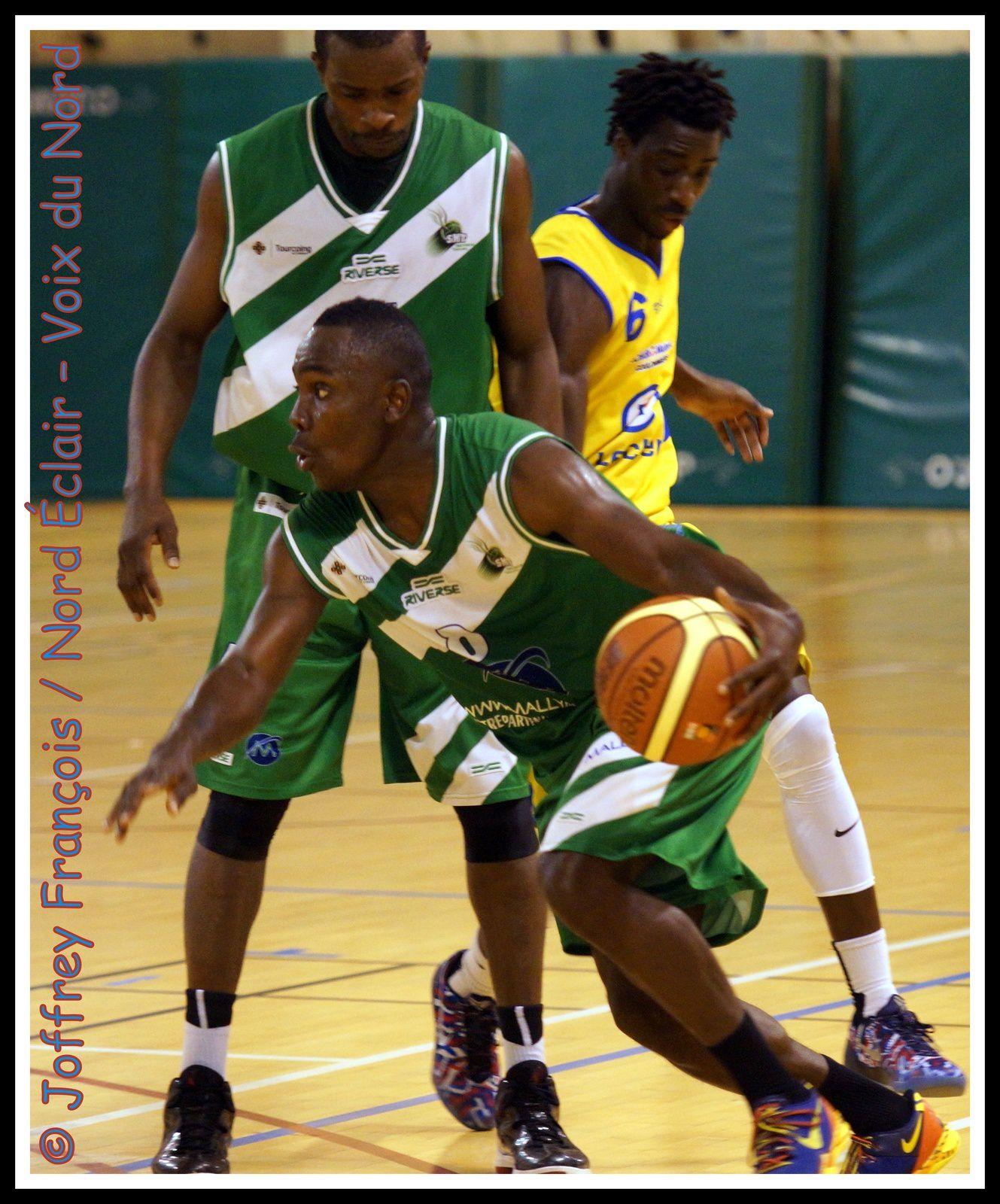 04.10.14 Basket N2 ST Michel - Coulommiers