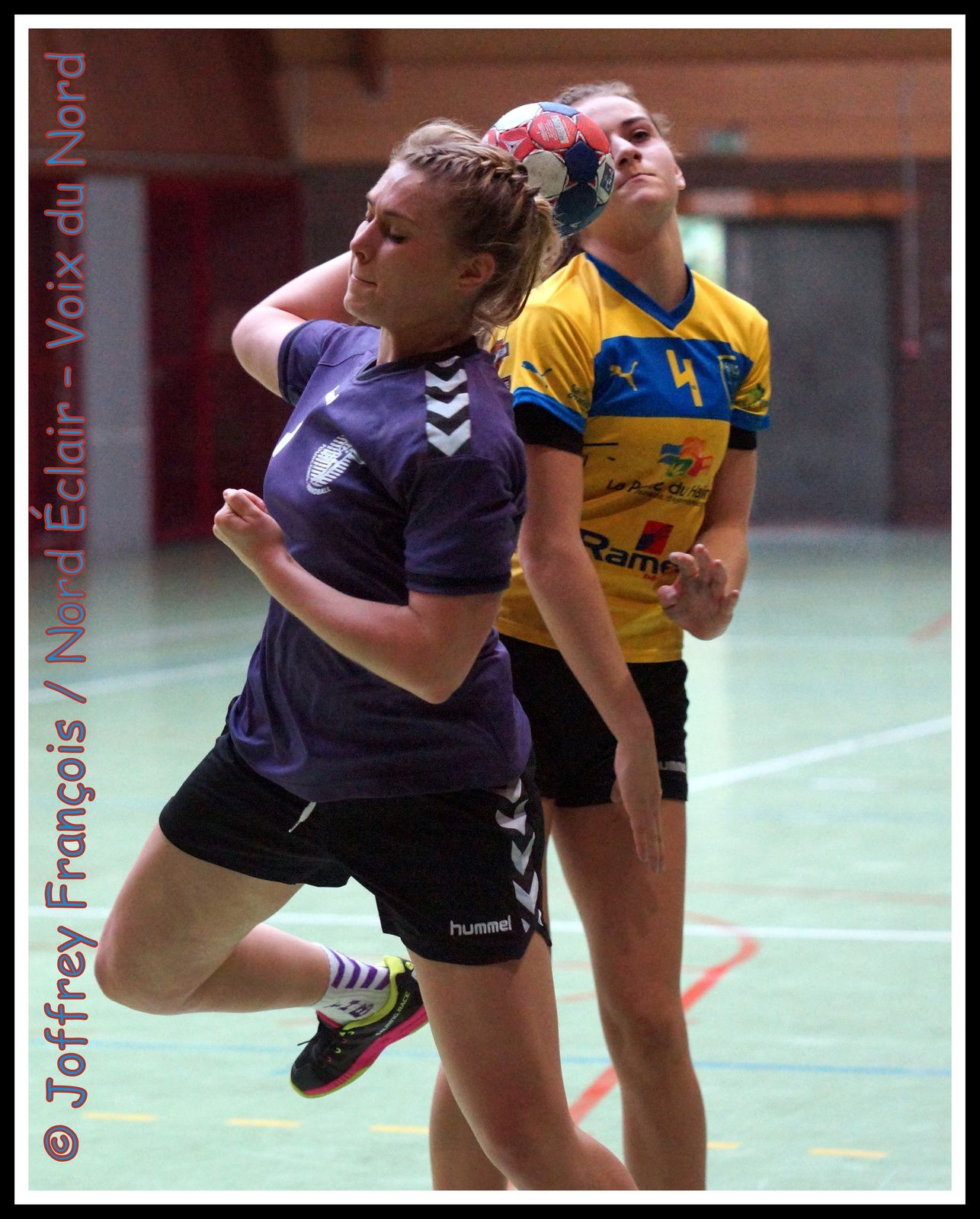 19.10.14 Hand N3F Tourcoing-St Amand